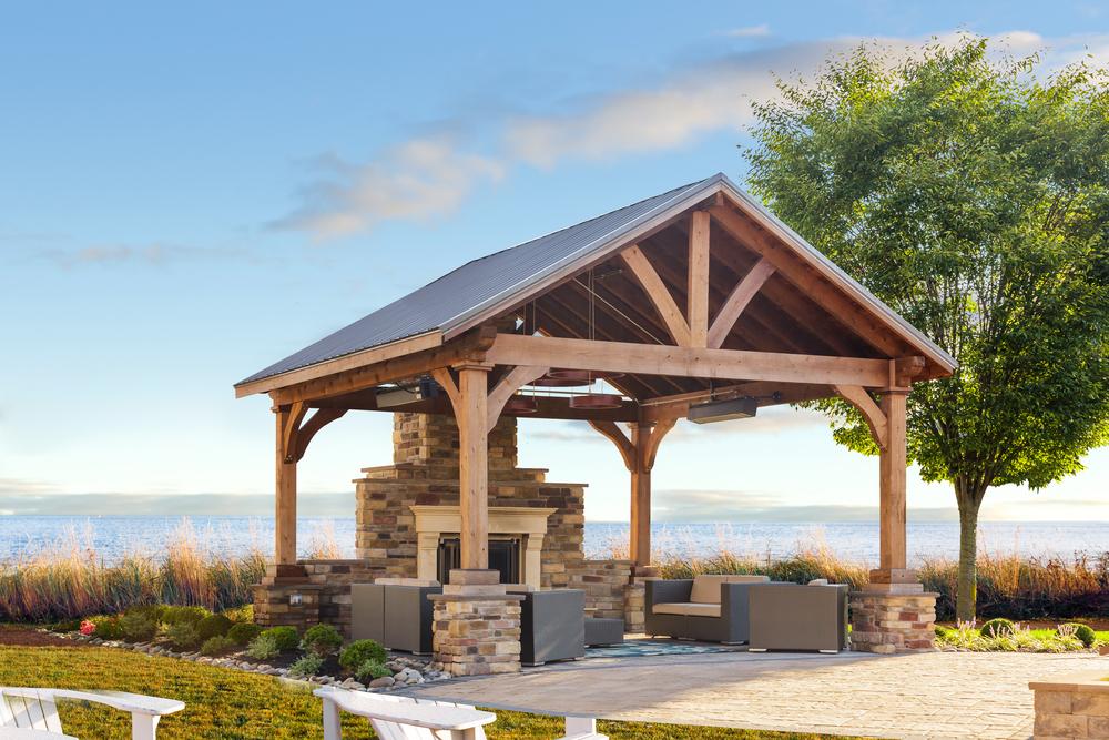 Cedar Pavilion image